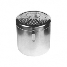 Dressing Sterilizing Drums, Storing Cases and Needle Cases