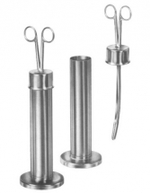 Dressing Forceps in Jar with Cap